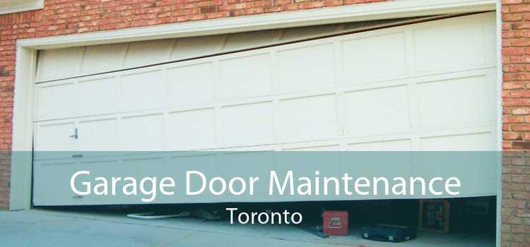Garage Door Maintenance Toronto