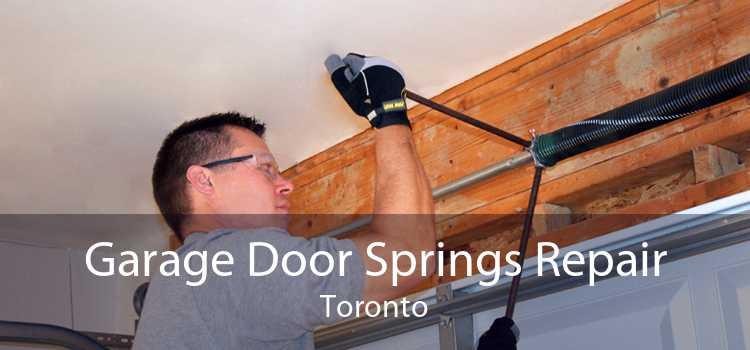 Garage Door Springs Repair Toronto