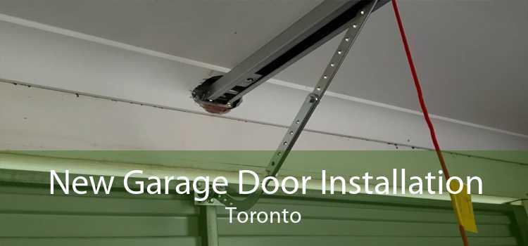 New Garage Door Installation Toronto