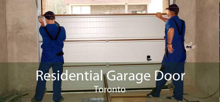 Residential Garage Door Toronto