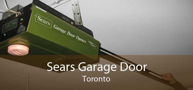 Sears Garage Door Toronto
