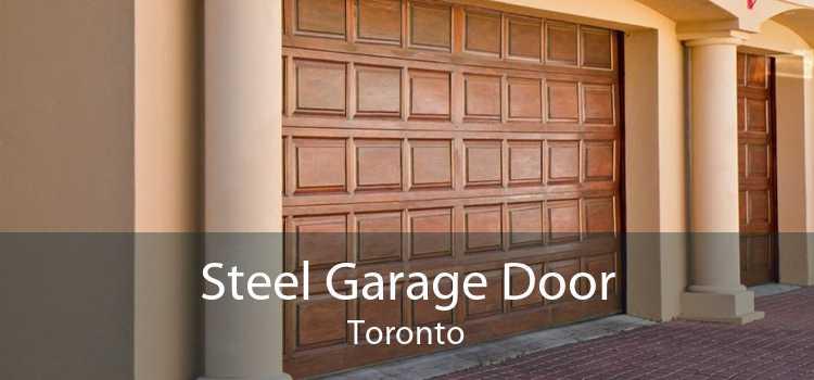Steel Garage Door Toronto